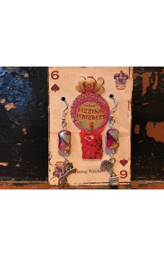 """""""Mischeif & Magic"""" Earrings Fizzing Whizbees"""