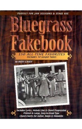 Watch & Learn BLUEGRASS FAKEBOOK