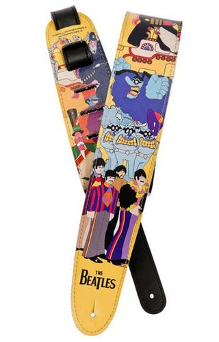 DAddario Planet Waves 2.5  BEATLES -YELLOW SUBMARINE