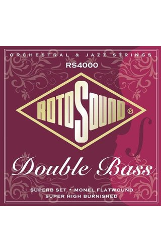RotoSound Double Bass String Set RS400