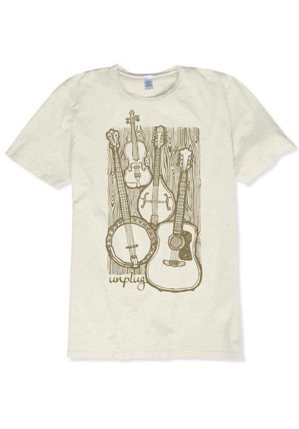 UNPLUG - Men's T-Shirt
