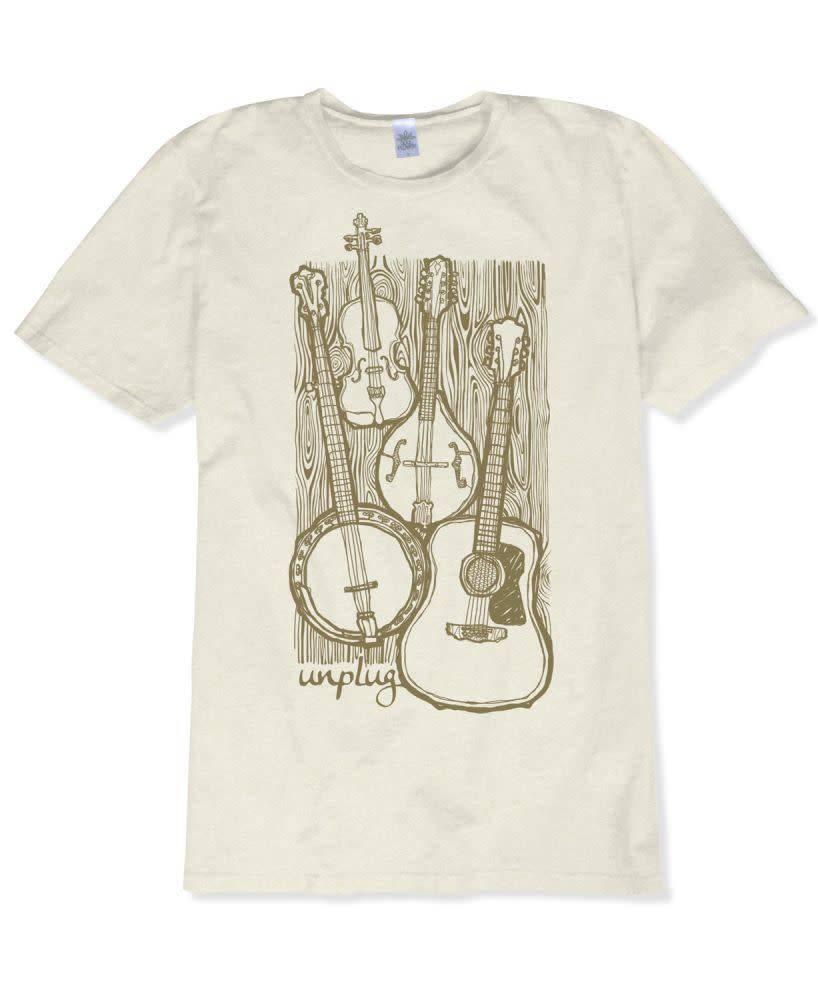 Soul-Flower UNPLUG - Men's T-Shirt