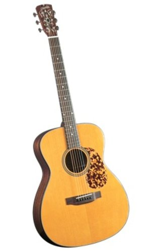 Blueridge BR-143 Historic Series Mahogany Guitar W/ Case