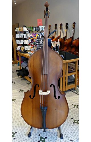 1953 King Mortone Upright Bass #2445