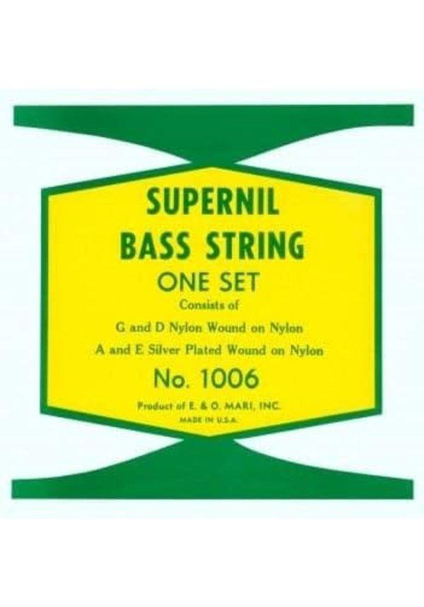 Supernil LaBella 3/4 BASS STG SET