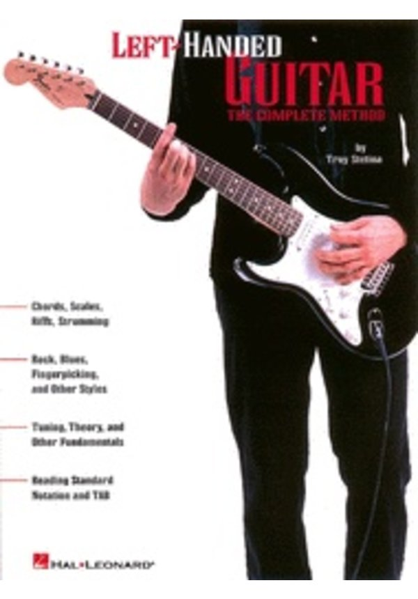 Left-Handed Guitar By Troy Stetina Guitar Educational
