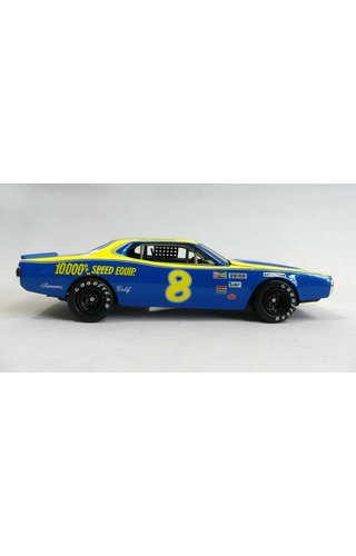 Dale Earnhardt, Sr. #8 RPM 1975 Dodge Charger  1998 Action / Lionel ARC 1:24 CWC