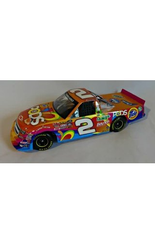 Kevin Harvick #2 Tide Pods 2012 Chevy Silverado - Autographed  2012 Action / Lionel ARC 1:24 Supertruck