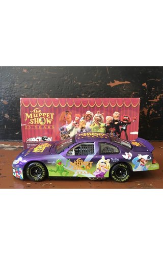Jimmy Spencer The Muppet Show 25th Anniversary Car