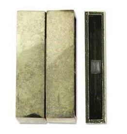 1 PC 37x19mm ABP Braz Bracelet Magnetic Clasp
