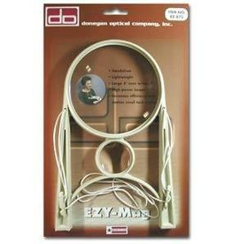 "EZY MAG Hands Free Magnifier with 4"" Lens"