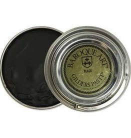 1.5 OZ Gilders Paste : Black