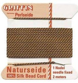 Griffin Silk #4 Brown