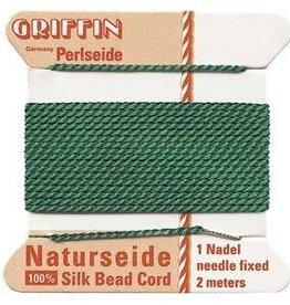 Griffin Silk : Green #4