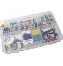 "Plastic Organizer Box 14""x9"""