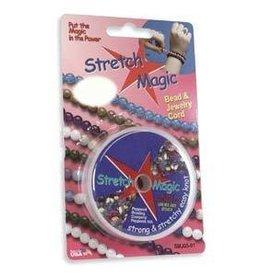 10 Meter .5mm Stretch Magic Cord : Clear