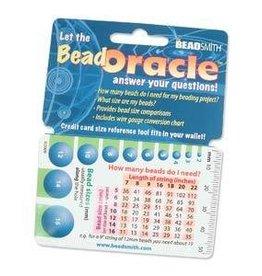 Bead Oracle Wallet Card
