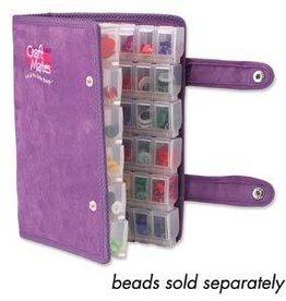 Double Snappin Petite Organizer Purple
