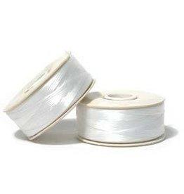 140 YD Size 00 Nymo : White