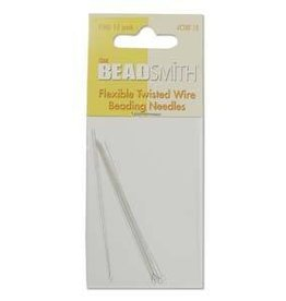 10 PC Twisted Wire Needle Fine