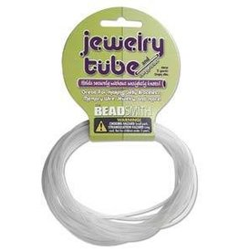 5 YD 2mm Jewelry Tube : Clear