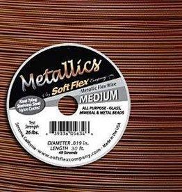 "30 FT .019"" Soft Flex : Metallic Copper"