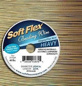 "30 FT .024"" Soft Flex : Golden Bronze"