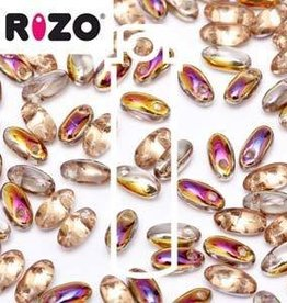 10 GM 2.5x6mm Rizo : Gold Artemis (APX 150 PCS)