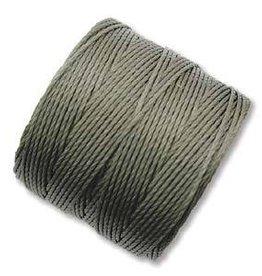 77 YD S-Lon Bead Cord : Olive