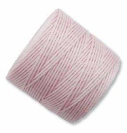 77 YD S-Lon Bead Cord : Blush