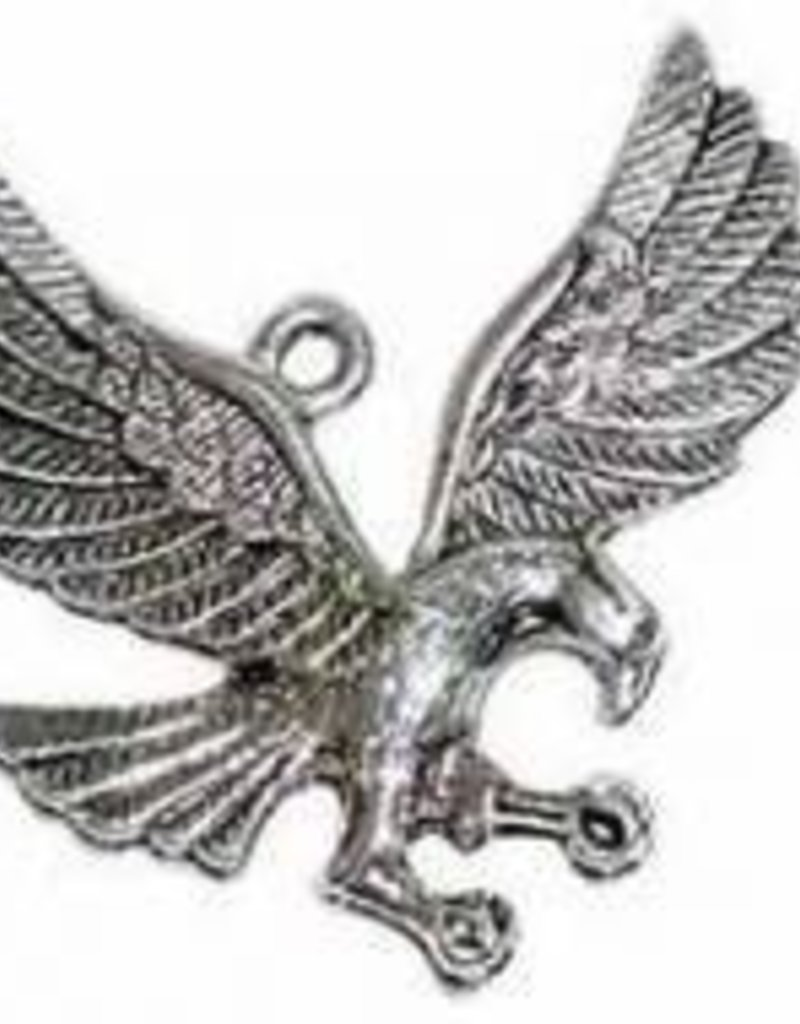 1 PC ASP 35x35mm Hawk Pendant