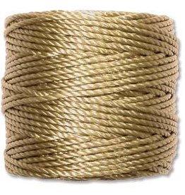 35 YD Tex 400 Heavy Macrame Cord : Bronze