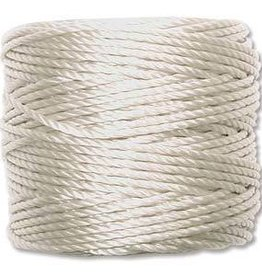 35 YD Tex 400 Heavy Macrame Cord : Cream