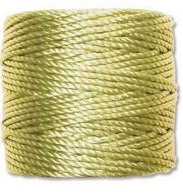 35 YD Tex 400 Heavy Macrame Cord : Chartreuse