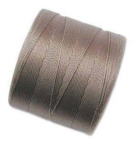 287 YD S-Lon Micro Cord : Cocoa