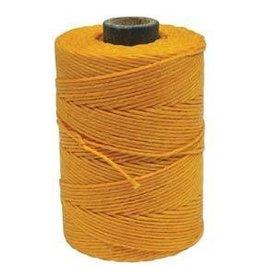 5 YD 4 PLY Irish Waxed Linen : Bright Yellow