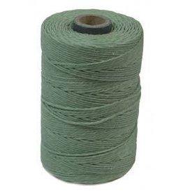 5 YD 4 PLY Irish Waxed Linen : Sage