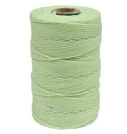 5 YD 4 PLY Irish Waxed Linen : Mint Green