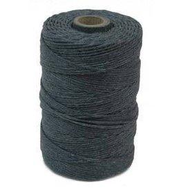 5 YD 4 PLY Irish Waxed Linen : Williamsburg Blue