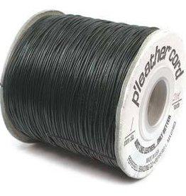 3 YD 1mm Pleather : Black