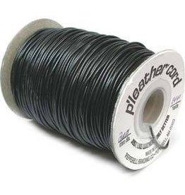 3 YD 2mm Pleather : Black