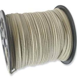 2 YD 3mm Ultra Micro Fiber Suede : Natural