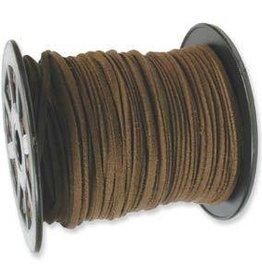 2 YD 3mm Ultra Micro Fiber Suede : Brown
