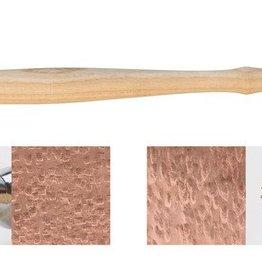 Texturing Hammer : Round, Checkered & Wide Pinstripe