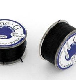 50 YD One-G Thread : Black