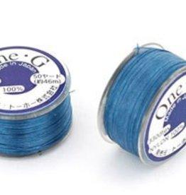 50 YD One-G Thread : Blue