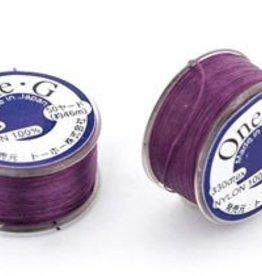50 YD One-G Thread : Purple