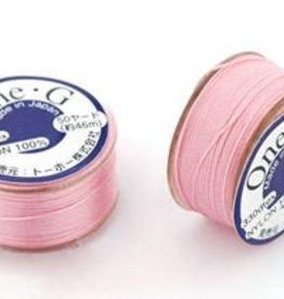 50 YD One-G Thread : Pink