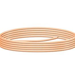 20FT 14GA 100% Copper Jewelry Wire