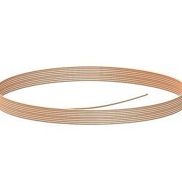 125 FT 22GA 100% Copper Jewelry Wire